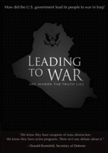 Leading To War cover